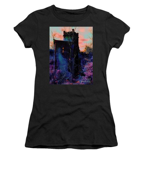 Lost Tower Of The Blue King Women's T-Shirt