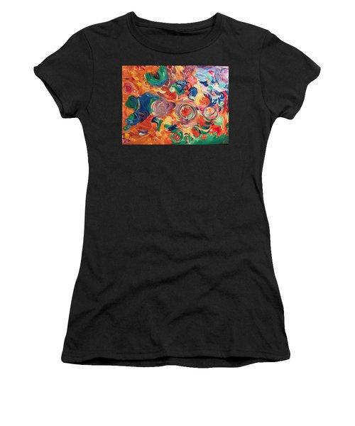 Lotus Blooms Women's T-Shirt