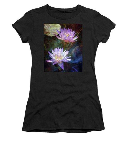 Lotus Reflections 2980 Idp_2 Women's T-Shirt