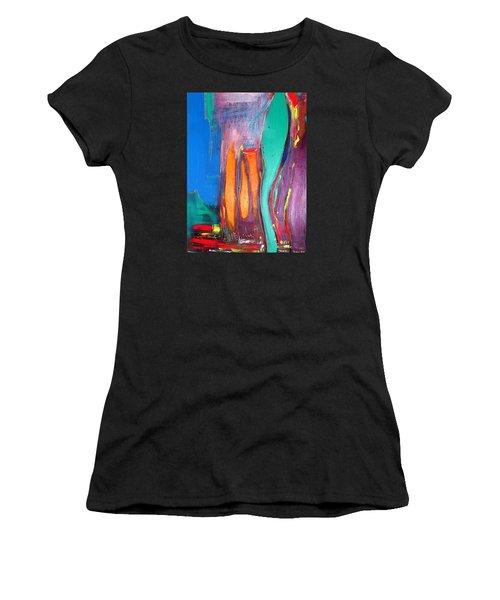 Louisiana 1 Women's T-Shirt (Athletic Fit)