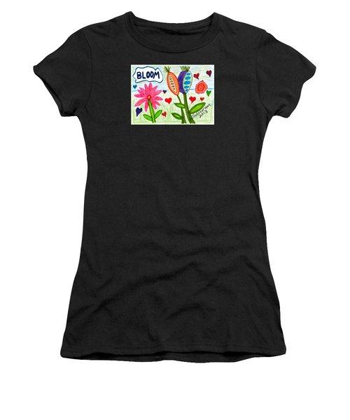 Love In Bloom Women's T-Shirt