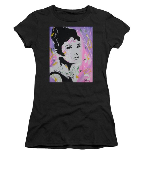 Lovely Audrey Women's T-Shirt