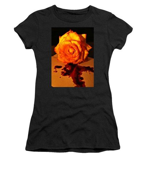 Loves Last Letter Women's T-Shirt