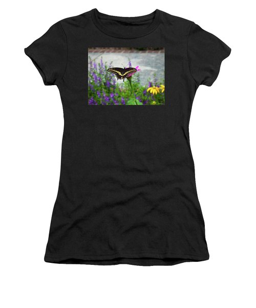 Loving Summer Women's T-Shirt (Athletic Fit)