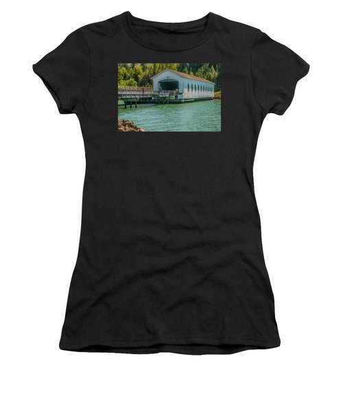 Lowell Covered Bridge Women's T-Shirt