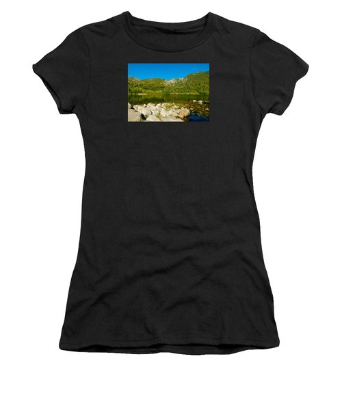 Lower Bells Canyon Reservoir Women's T-Shirt