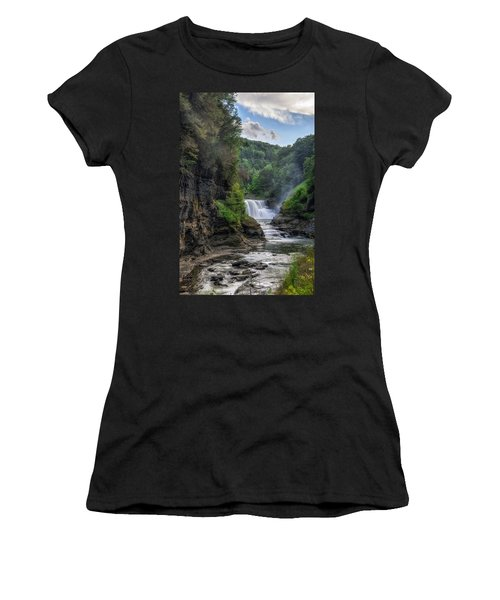 Lower Falls - Summer Women's T-Shirt