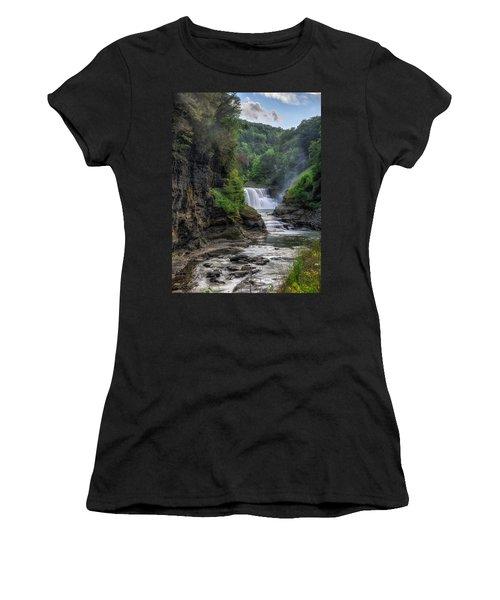 Lower Falls - Summer Women's T-Shirt