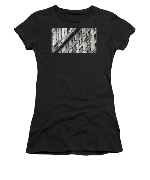 Lower Manhattan Women's T-Shirt (Athletic Fit)