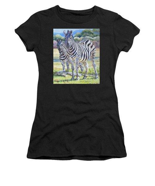 Lucky Stripes Women's T-Shirt
