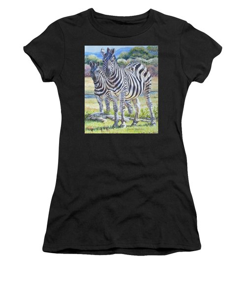 Lucky Stripes Women's T-Shirt