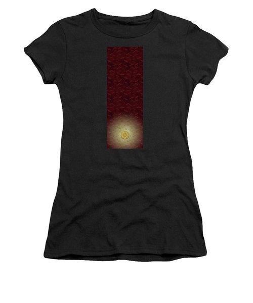 Lucky Zenfly Bi Coin Women's T-Shirt