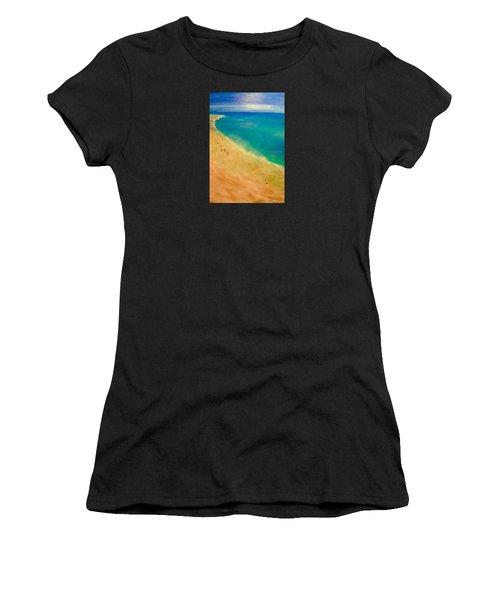 Lumbarda Women's T-Shirt (Athletic Fit)
