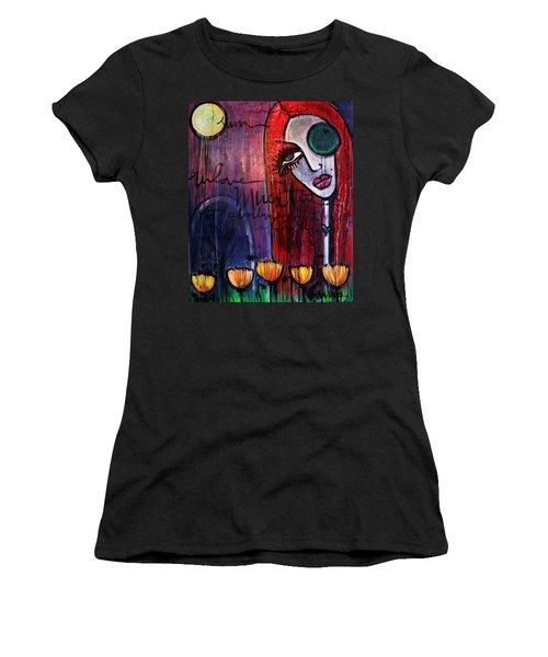 Luna Our Love Muertos Women's T-Shirt