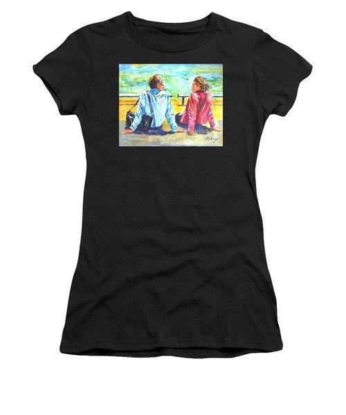 Lunch Break Women's T-Shirt