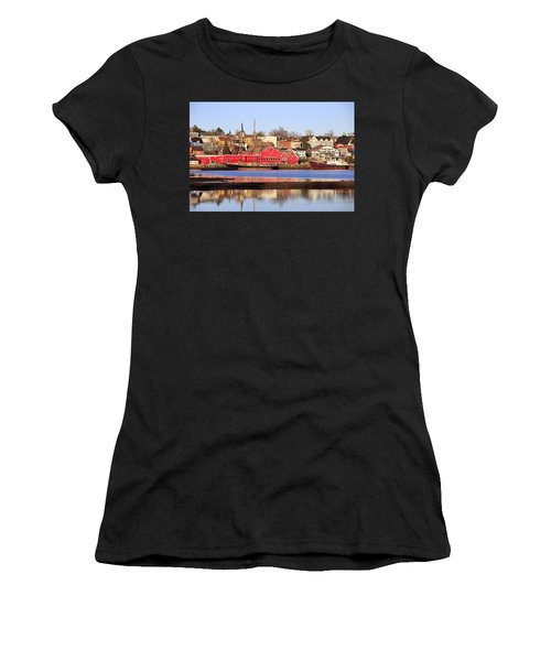 Lunenburg, Nova Scotia Women's T-Shirt