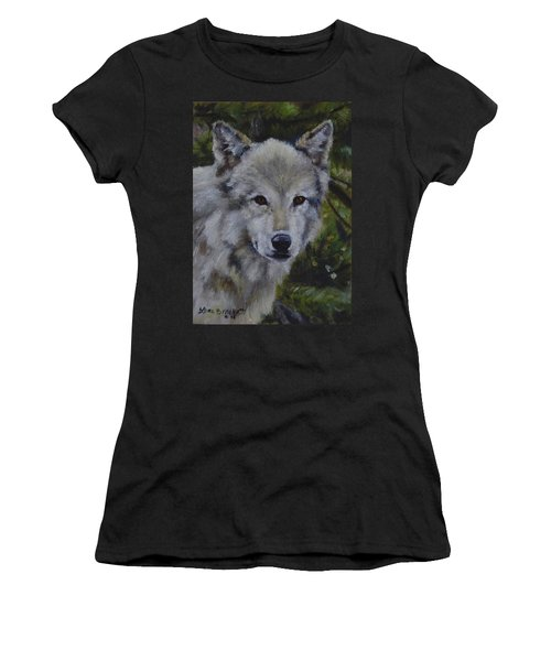 Lupine Gaze Women's T-Shirt