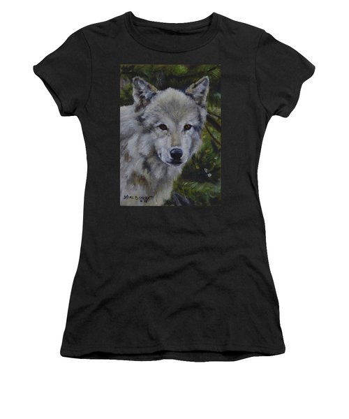 Lupine Gaze Women's T-Shirt