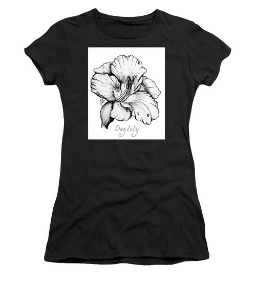 Luscious Daylily  Women's T-Shirt