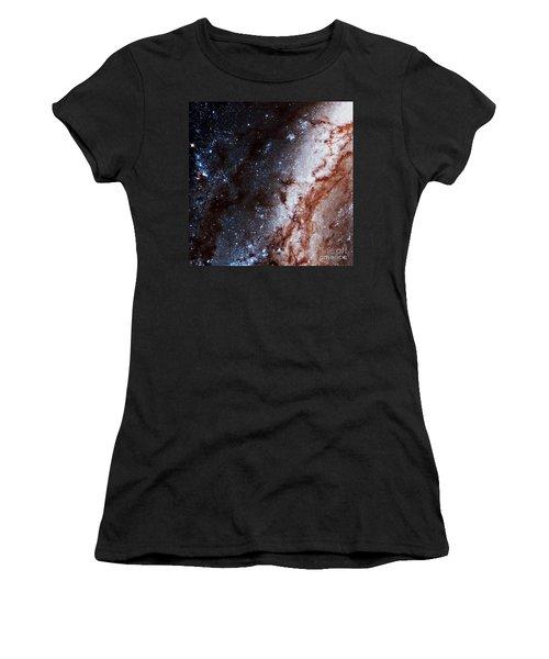 M51 Hubble Legacy Archive Women's T-Shirt