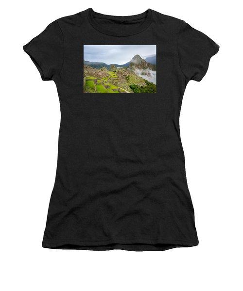 Machu Picchu. Women's T-Shirt