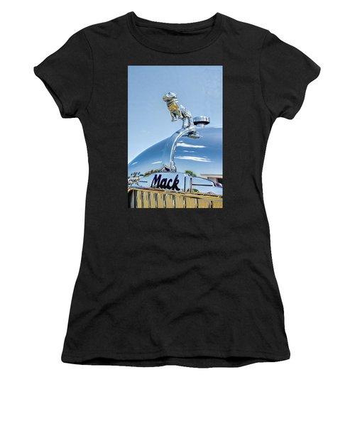 Mack Hood Ornament Women's T-Shirt