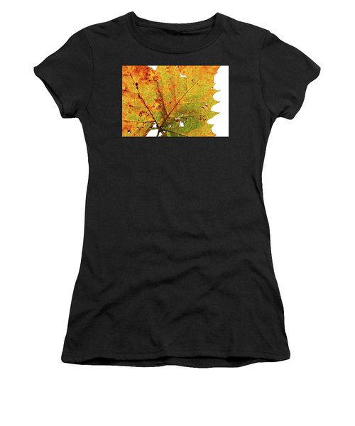 Macro Autum Women's T-Shirt