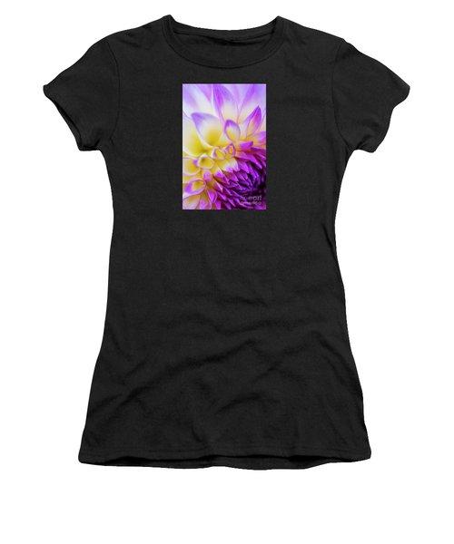 Macro Dahlia Women's T-Shirt
