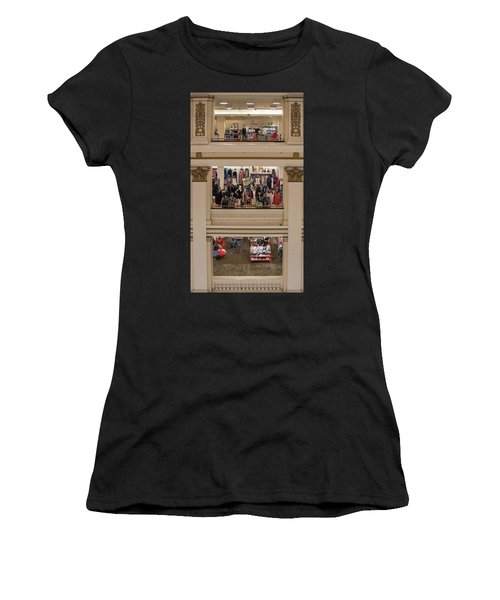 Macy's Department Store Women's T-Shirt (Athletic Fit)