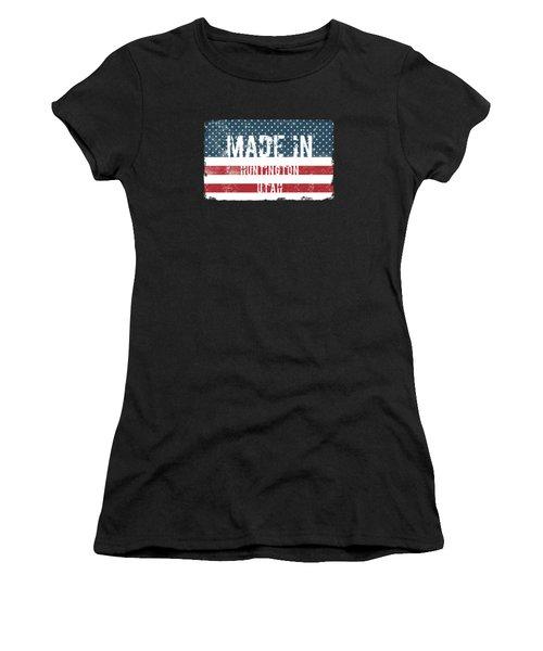 Made In Huntington, Utah Women's T-Shirt