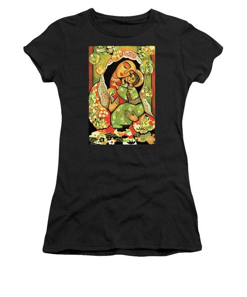 Madonna And Child Women's T-Shirt