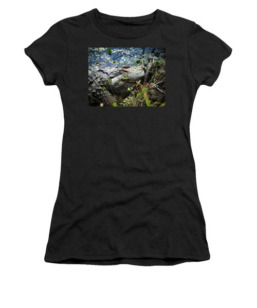 Madonna And Child, No. 3 Women's T-Shirt (Athletic Fit)