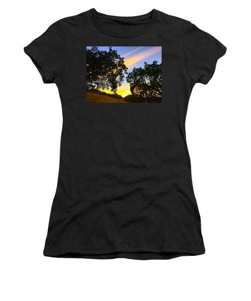 Magic Hour Sunset Women's T-Shirt