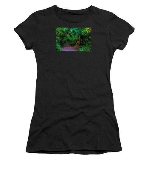Magic Moment Women's T-Shirt (Athletic Fit)