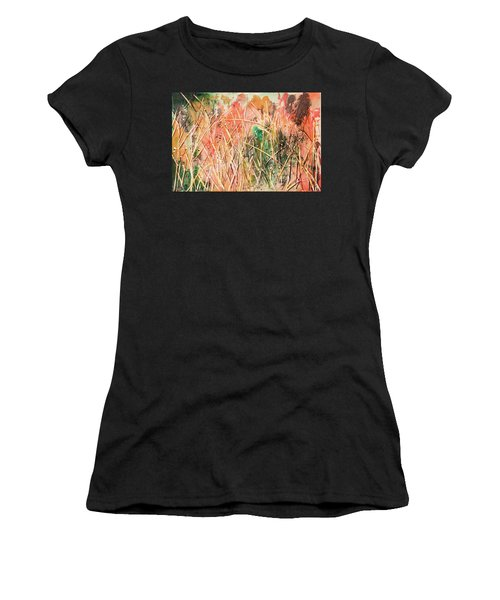 Magic Of Colors Women's T-Shirt (Athletic Fit)