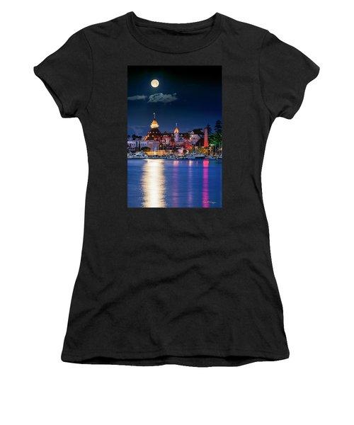 Magical Del Women's T-Shirt (Athletic Fit)