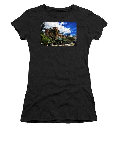 Magnificent Center Of Cuenca, Ecuador IIi Women's T-Shirt (Athletic Fit)