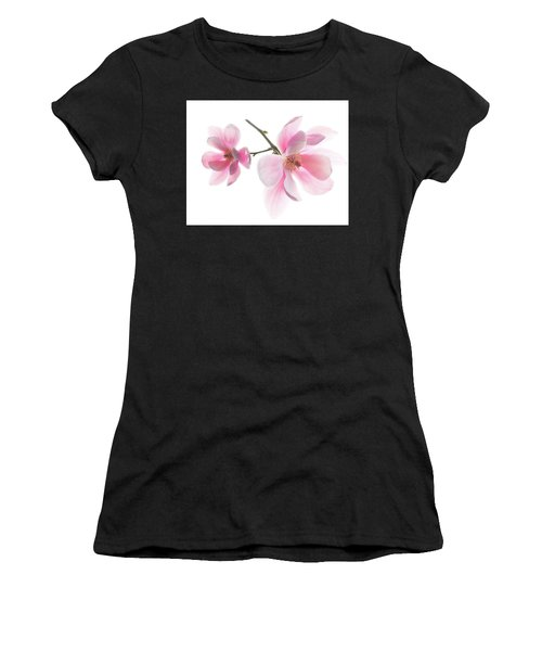 Magnolia Is The Harbinger Of Spring. Women's T-Shirt
