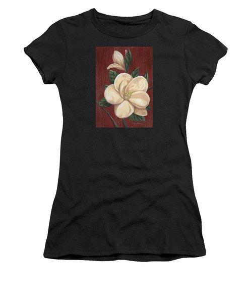 Magnolia II Women's T-Shirt (Athletic Fit)
