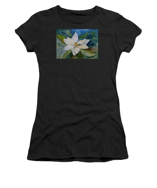 Magnolia Women's T-Shirt (Athletic Fit)