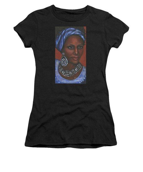 Mahogany Women's T-Shirt (Athletic Fit)