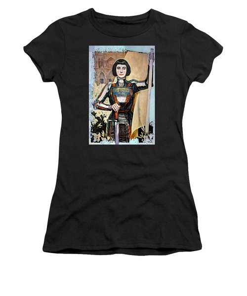 Maid Of Orleans Women's T-Shirt (Athletic Fit)