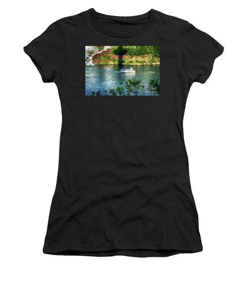 Maid Of The Mist Women's T-Shirt