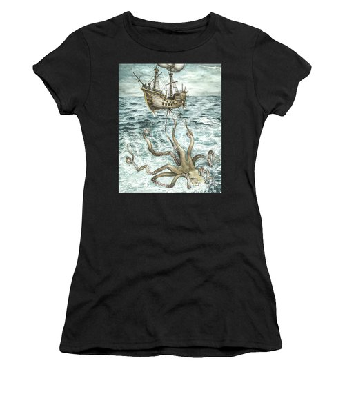 Maiden Voyage Women's T-Shirt (Athletic Fit)