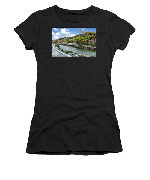 Main River Panorama Women's T-Shirt