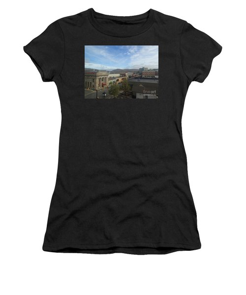 Main St To The Mountains   Women's T-Shirt