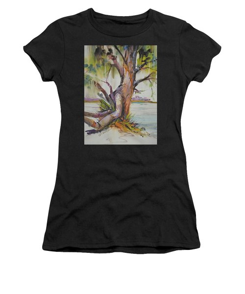 Majestic Live Oak  Women's T-Shirt