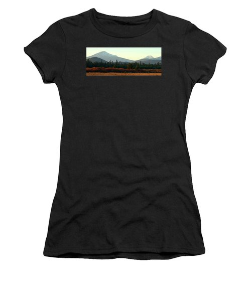Majestic Mountains Women's T-Shirt