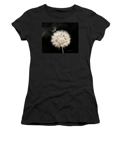 Make A Wish Women's T-Shirt (Athletic Fit)