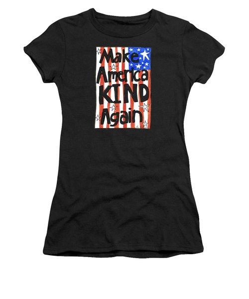 Make America Kind Again Women's T-Shirt